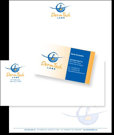 Stationery design for businesses - get custom business cards